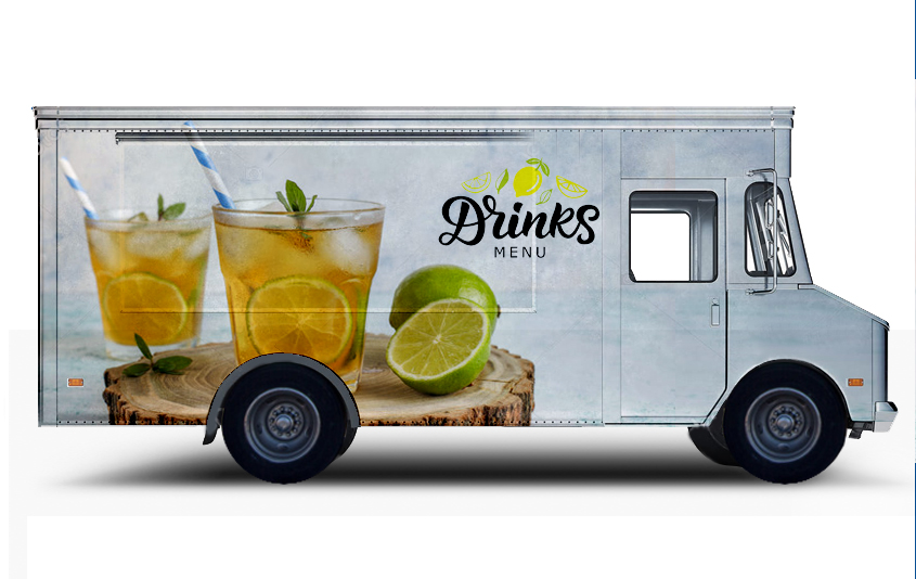 food truck wraps and graphics