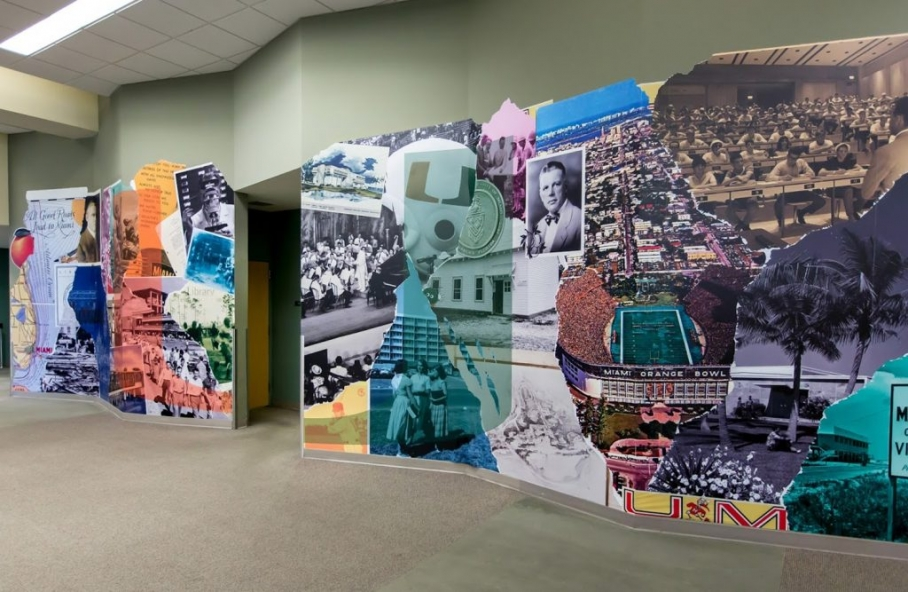 Full Color Wall Graphics Wrap