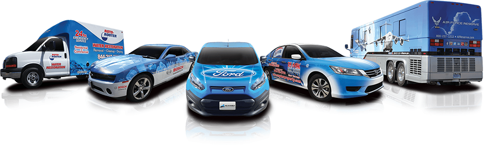 vehicle wrap company nj
