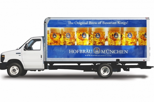 Promotional Truck Wraps