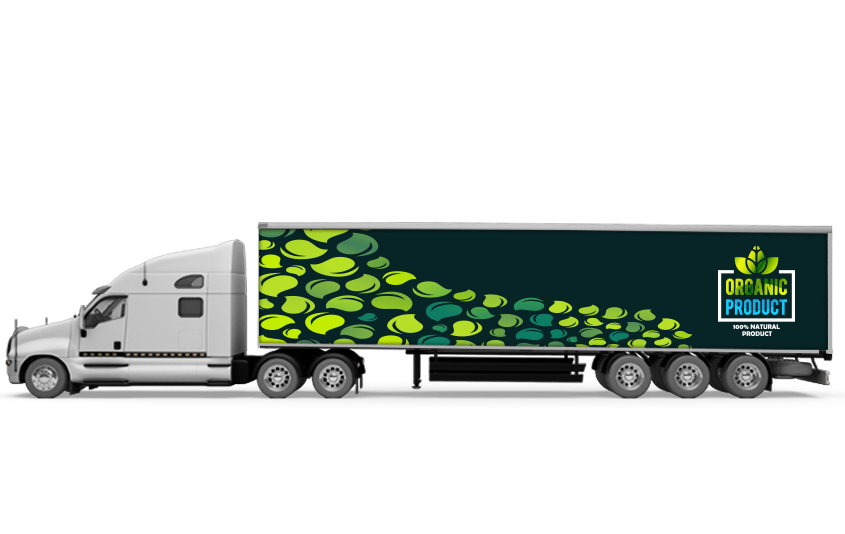 vinyl trailer wraps in nj and nyc
