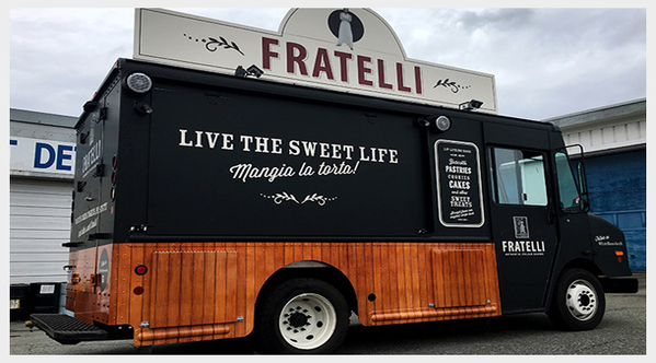 We Wrap Food Trucks and Carts in NYC and NJ areas