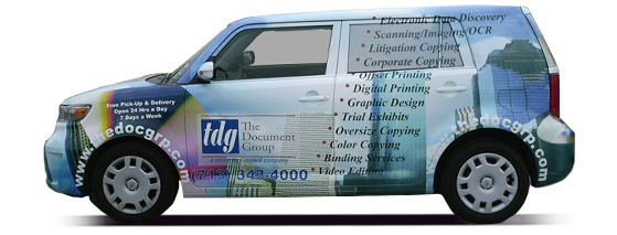 Vehicle Wrapping company in Staten Island